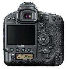 Canon Eos 1dx Rear