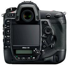 Nikon D5 Rear1