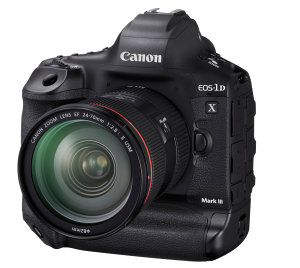 Canon EOS-1D X Mark III Official