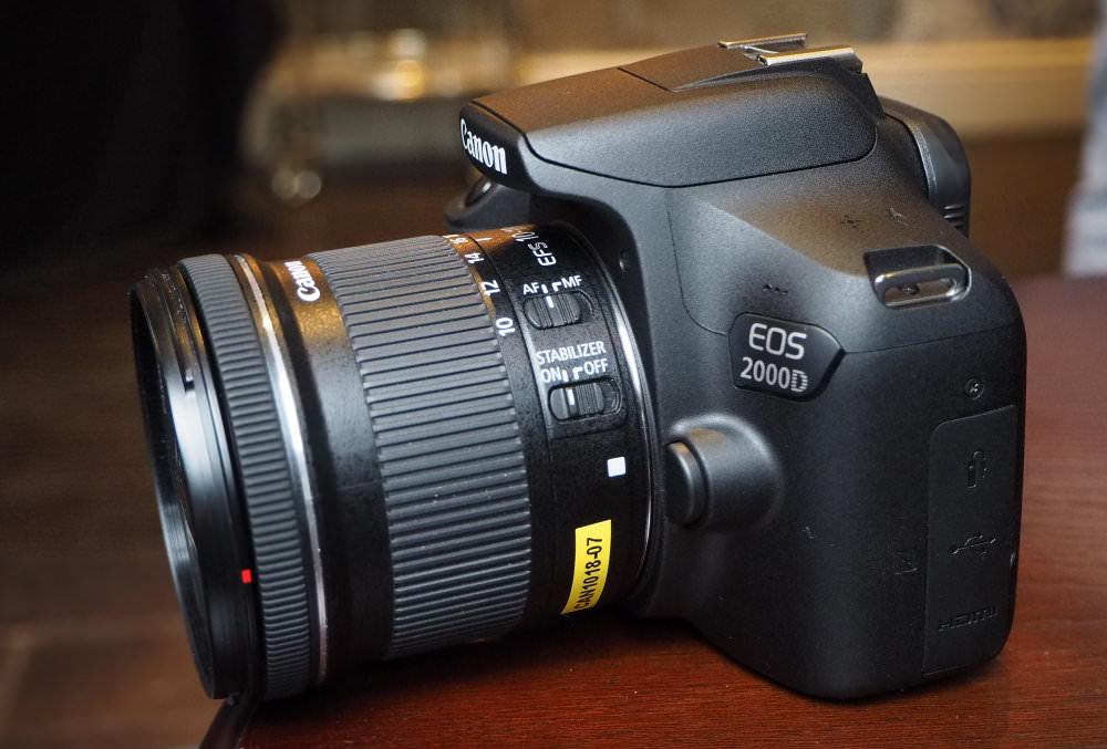 Canon EOS 2000D 24mp (1)
