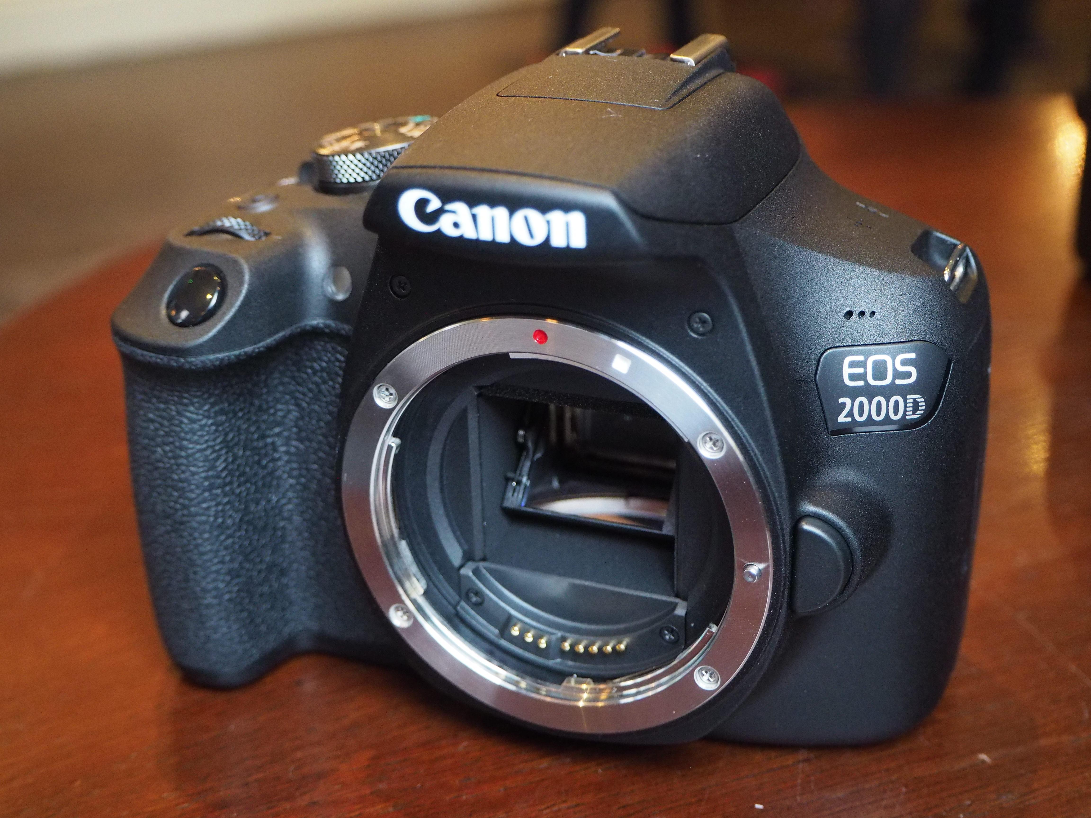 Canon EOS 2000D - Fotocamere - Canon Italia