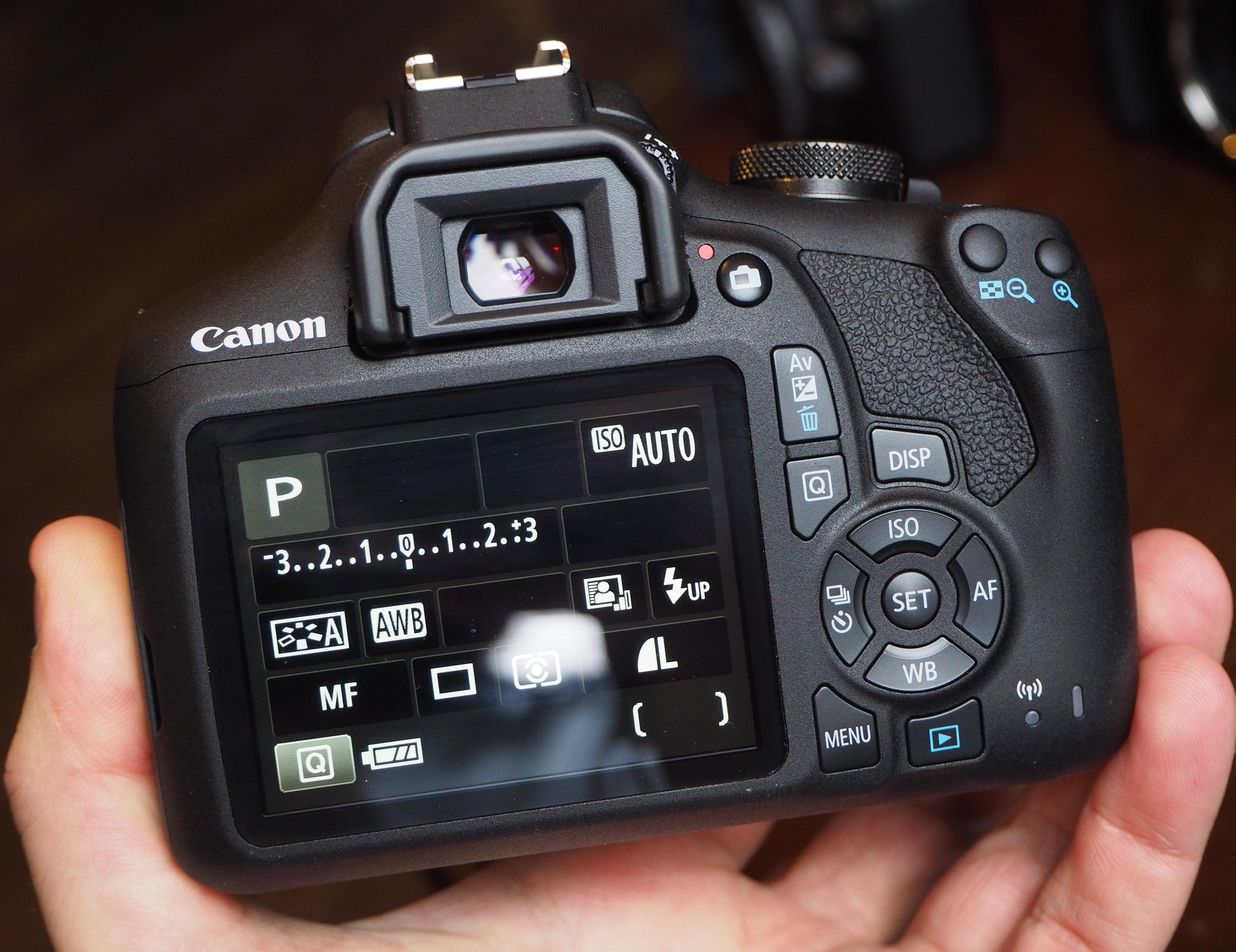 Canon eos 2000 Manual