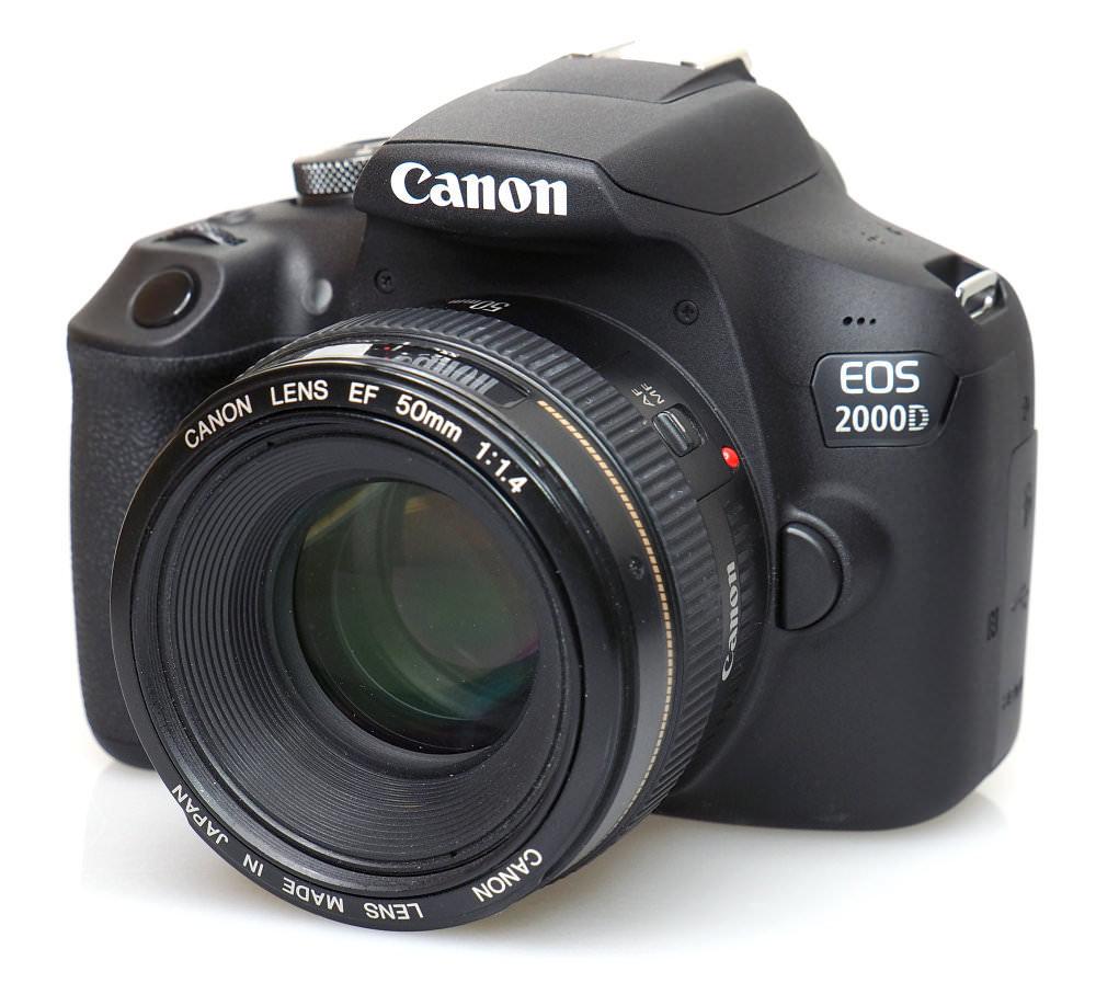 Canon Eos 2000d: Canon EOS 2000D Review
