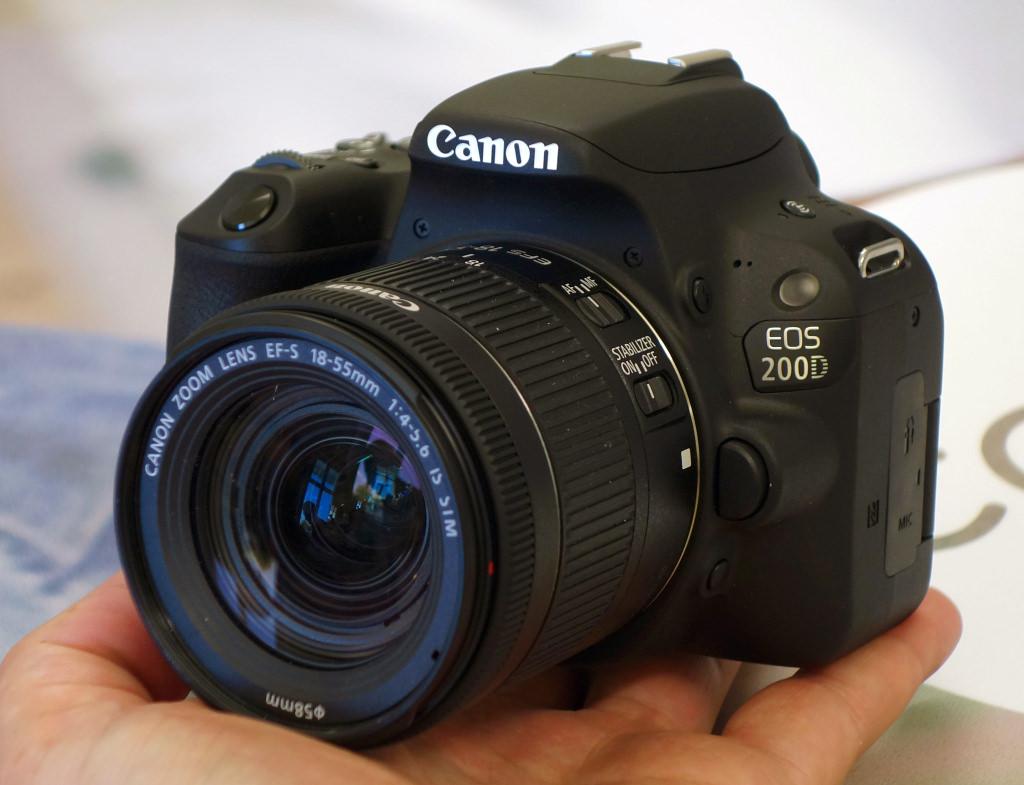 Canon EOS 200D Rebel SL2 Review - Verdict | ePHOTOzine
