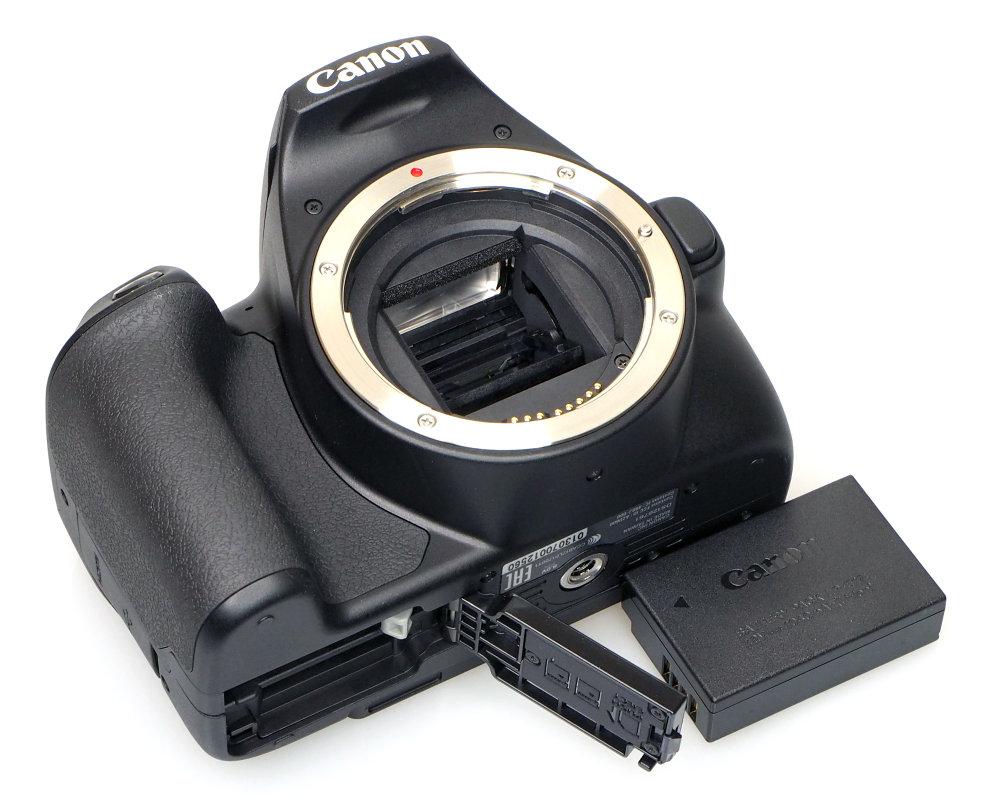 Canon EOS 250D Black (10)