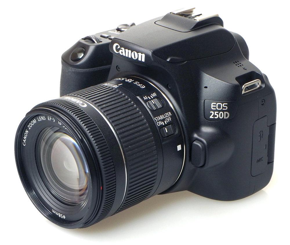 Canon EOS 250D Black (11)