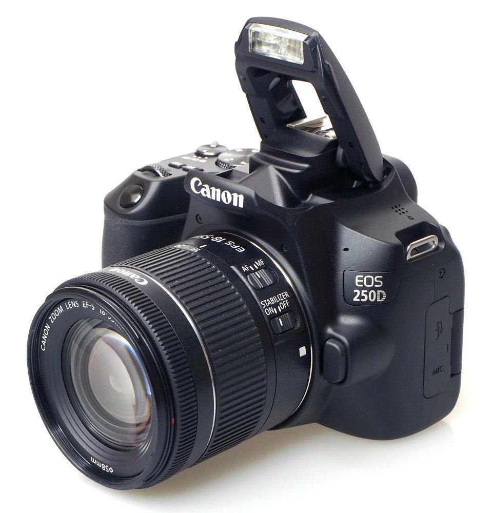 Canon EOS 250D Black (12)