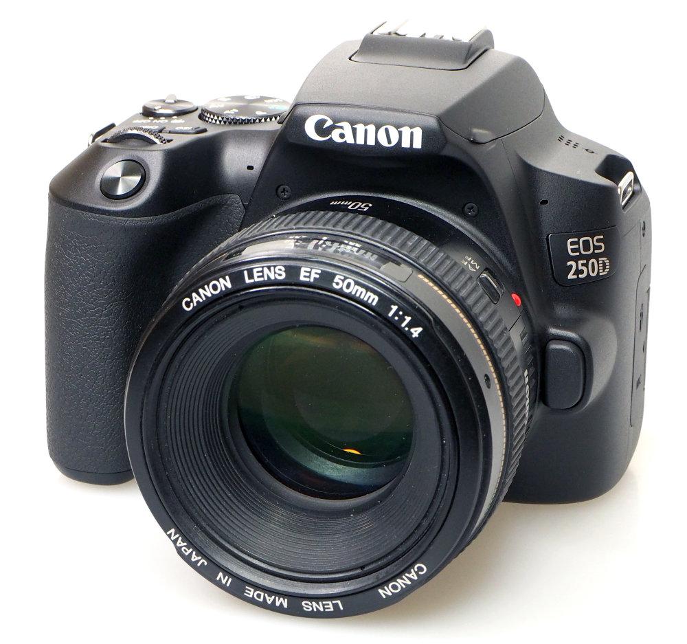 Canon EOS 250D Black (2)
