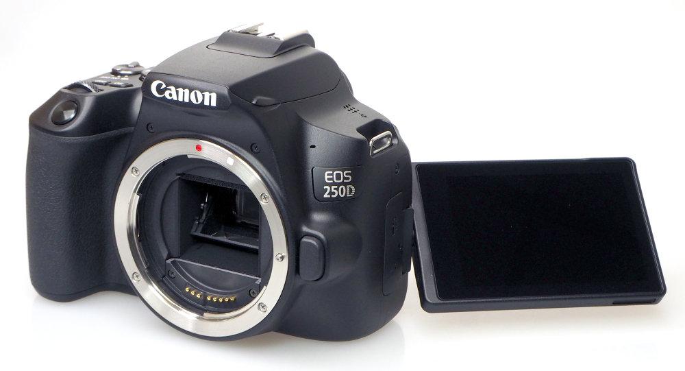 Canon EOS 250D Black (5)
