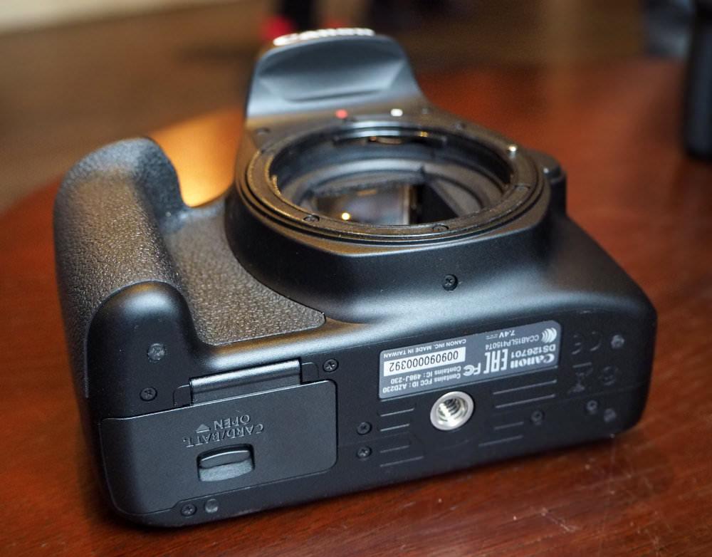 Canon EOS 4000D 18mp (7)