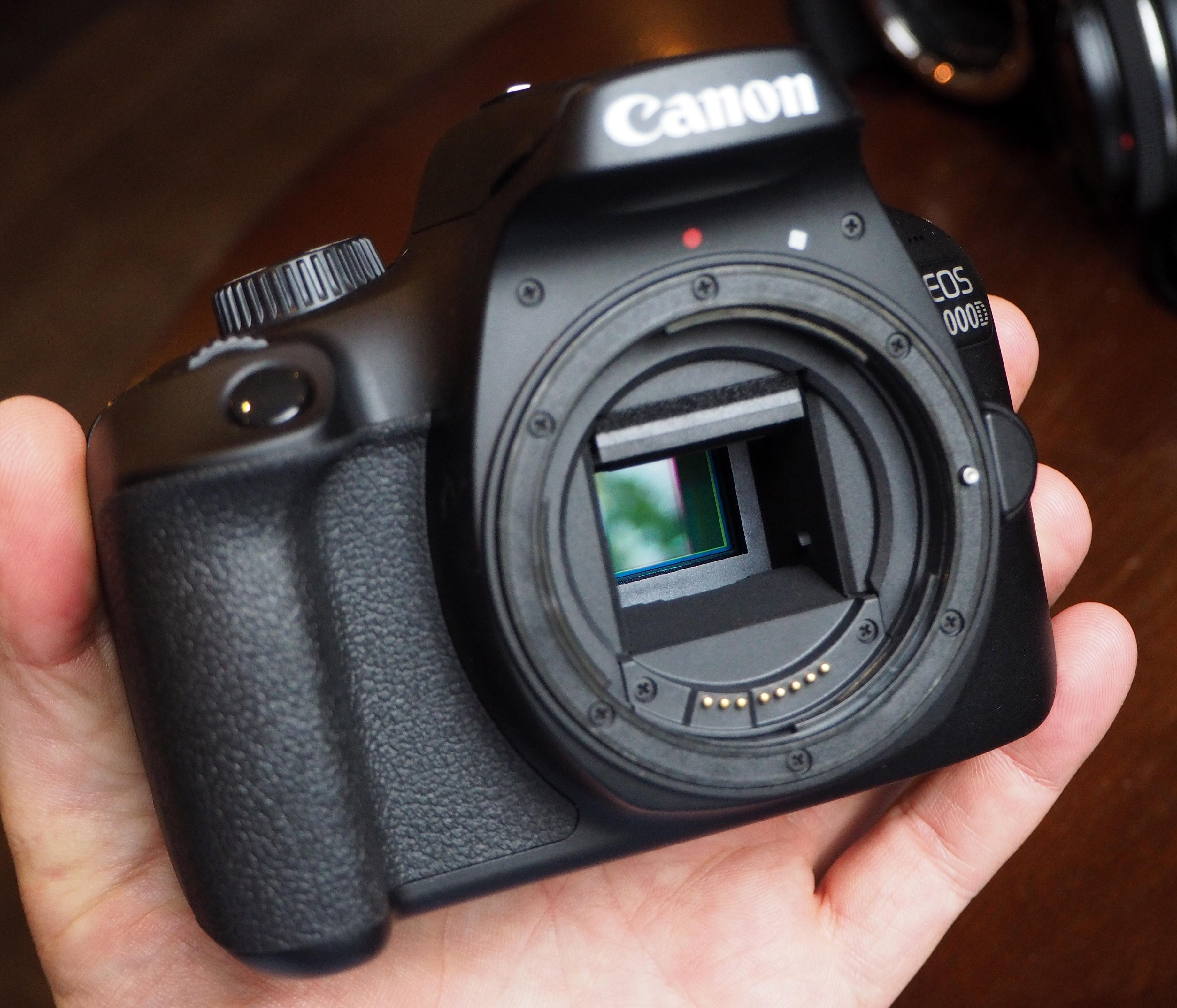 Canon EOS 4000D Review | ePHOTOzine