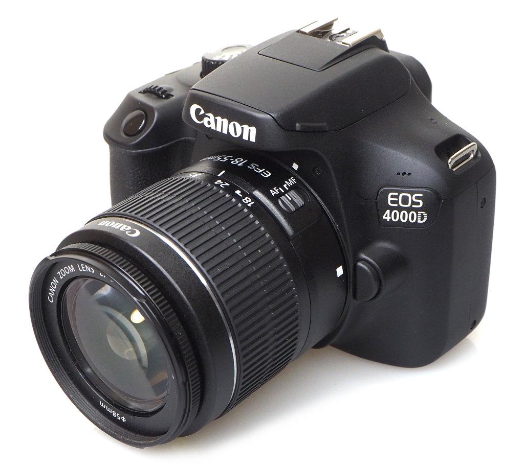 Backup Camera Lens >> Canon EOS 4000D Review | ePHOTOzine