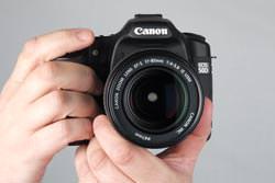 Canon EOS 50D, Nikon D90 & Sony Alpha A500 Digital SLR