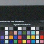 Sony Alpha A500 ISO12800 studio test