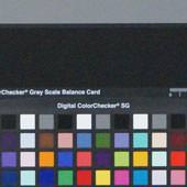 Sony Alpha A500 ISO6400 studio test