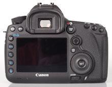 Canon Eos 5d MarkIII-rear