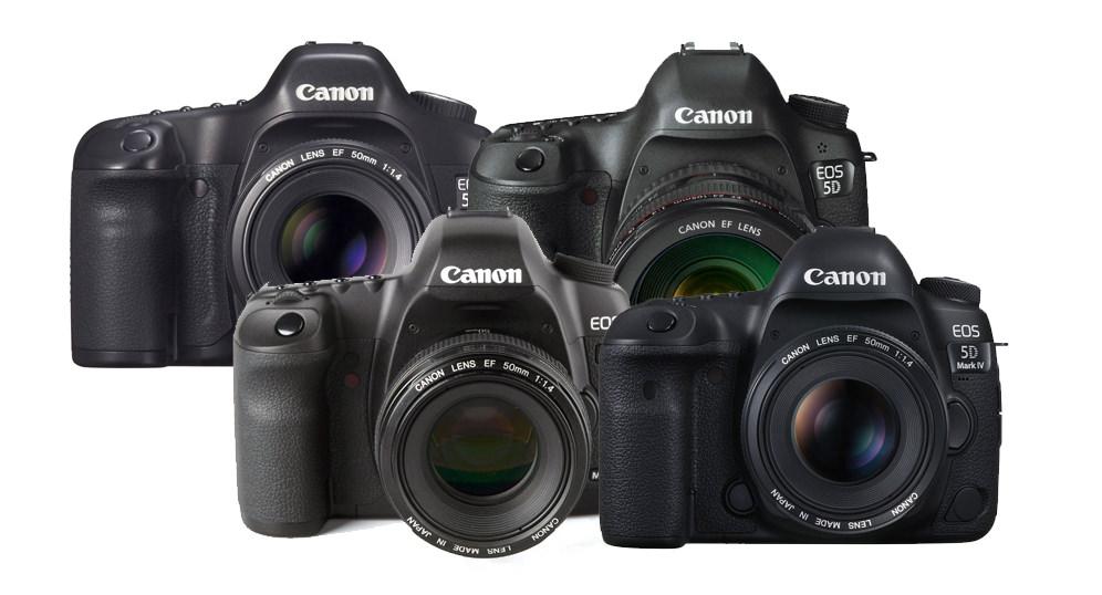 Eos 5d Mark Iii >> Canon Eos 5d Mark I Vs Mark Ii Vs Mark Iii Vs Mark Iv Ephotozine