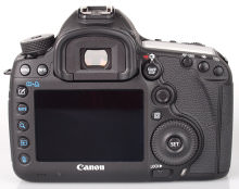 Canon Eos 5d MarkIII-rear Direct