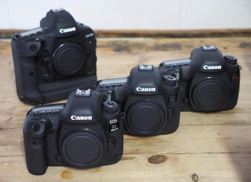 Canon EOS 5D Range