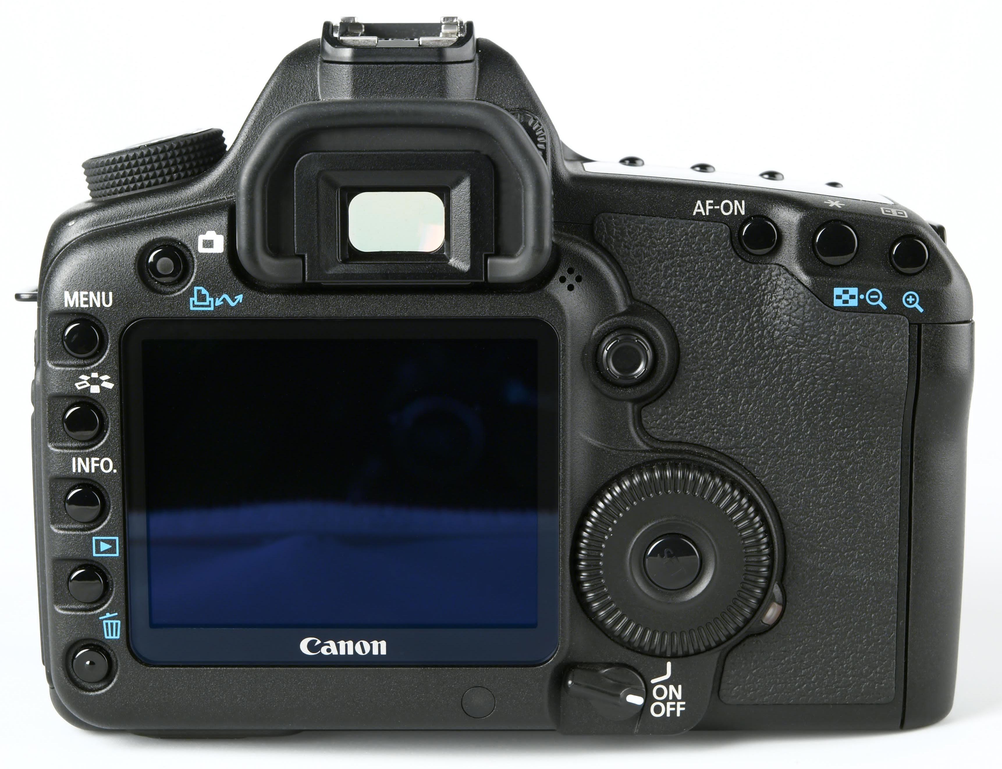 Canon eos 5d mk ii vs mk iii for Canon 5 d mark 3