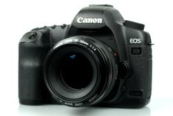 Canon EOS 5D MkII group winner