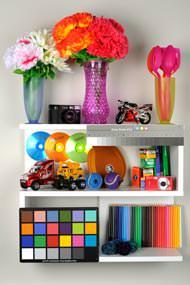 Nikon D700 colour