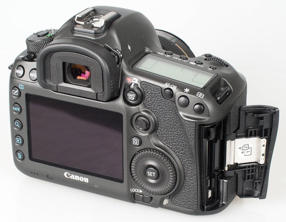 Canon EOS 5DS R DSLR (6)