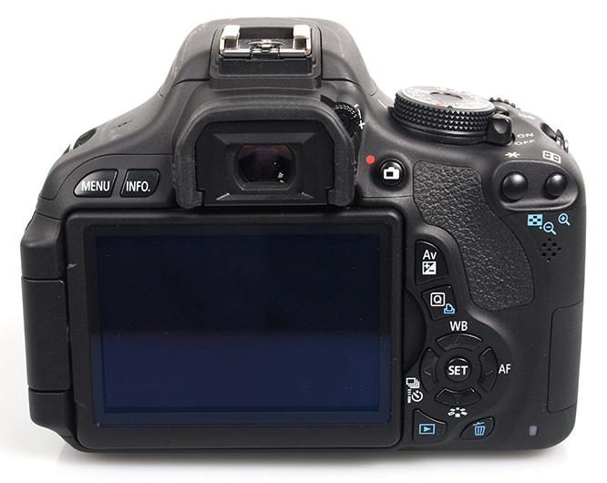Canon EOS 600D Digital SLR Review