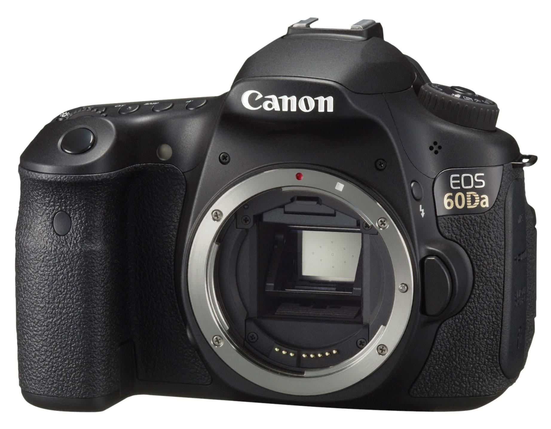 Camera Canon 20da Dslr Camera canon eos 60da astrophotography dslr fsl