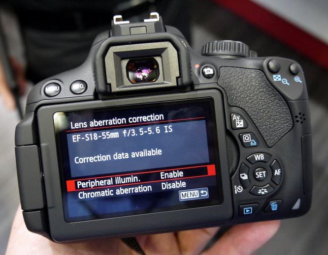 Canon Eos 650d Hands On (13) (Custom)