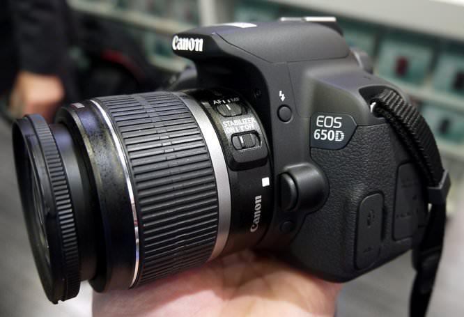 Canon Eos 650d Hands On (7) (Custom)