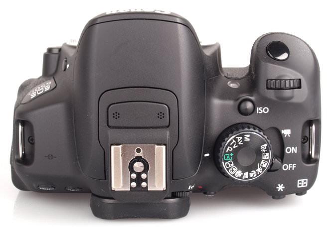 Canon EOS 650D DSLR
