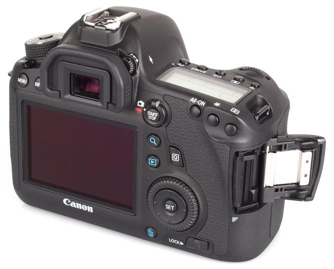 Canon Eos 6d Dslr Large (10)
