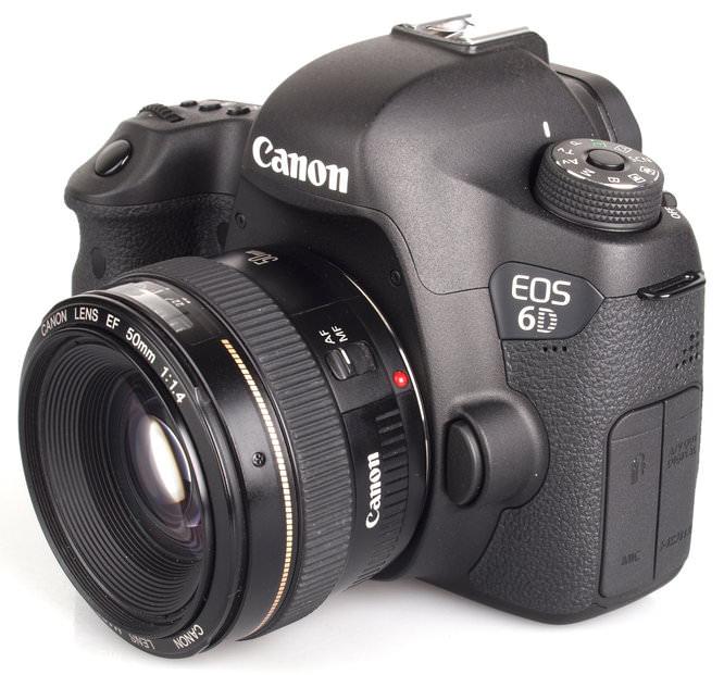 Canon Eos 6d Dslr Large (11)