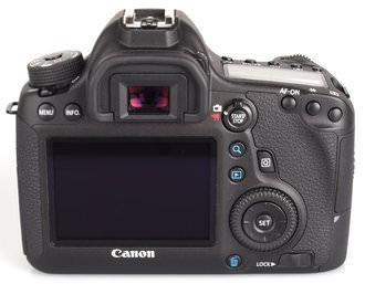 Canon Eos 6d Dslr Large (8)