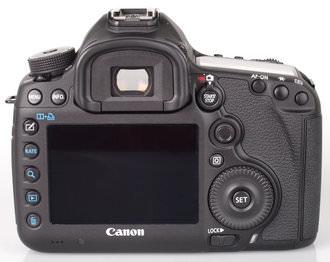 Canon Eos 5d MarkIII-rear Direct