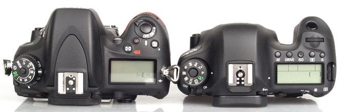 Nikon D600 Vs Canon Eos 6d 3
