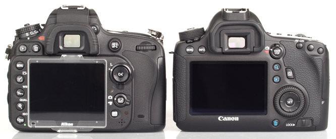 Nikon D600 Vs Canon Eos 6d 4