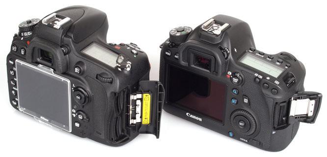 Nikon D600 Vs Canon Eos 6d 5