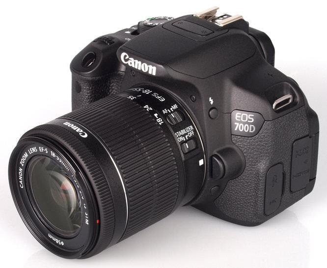 Canon EOS 700D DSLR (10)