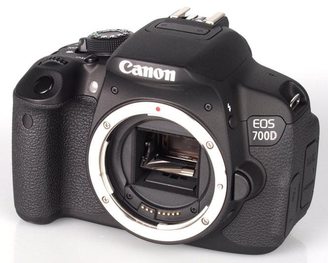 Canon EOS 700D DSLR (7)