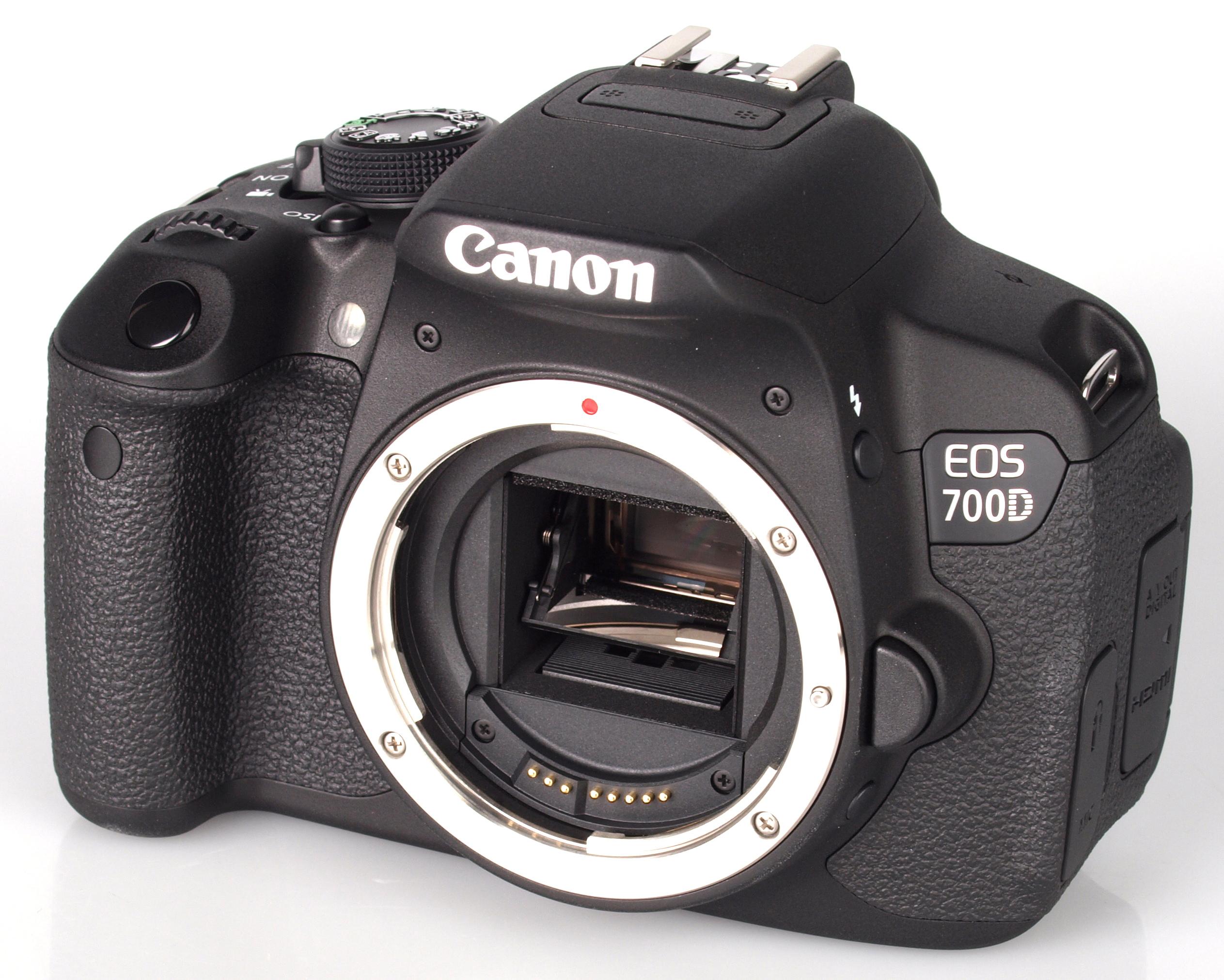 Canon EOS 700D Digital SLR Review