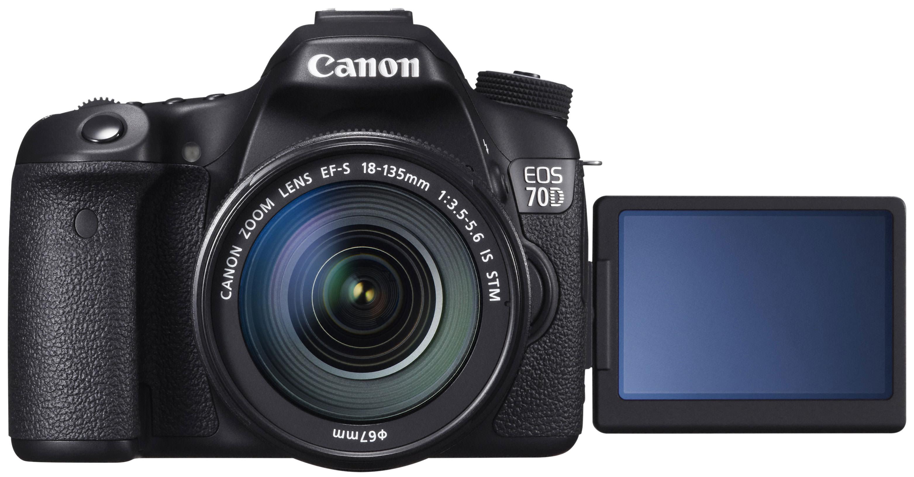 Camera Canon Dslr Camera 70d canon eos 70d dslr announced 70d