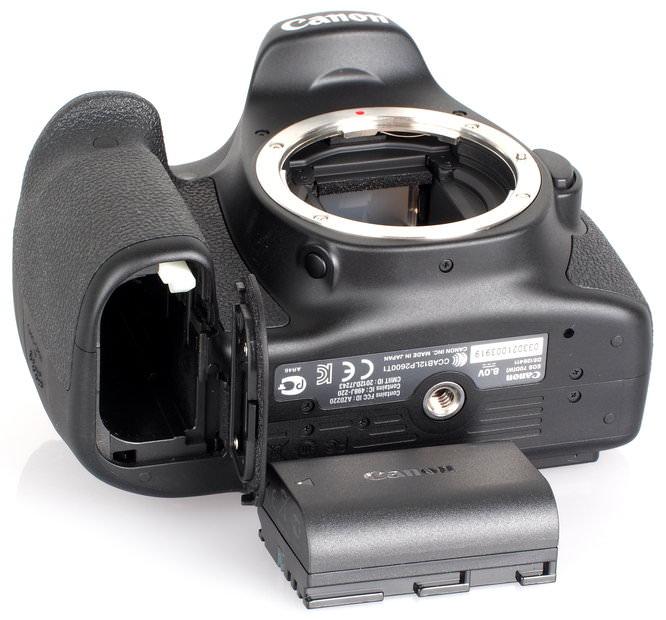 Canon EOS 70D DSLR Body Only (7)