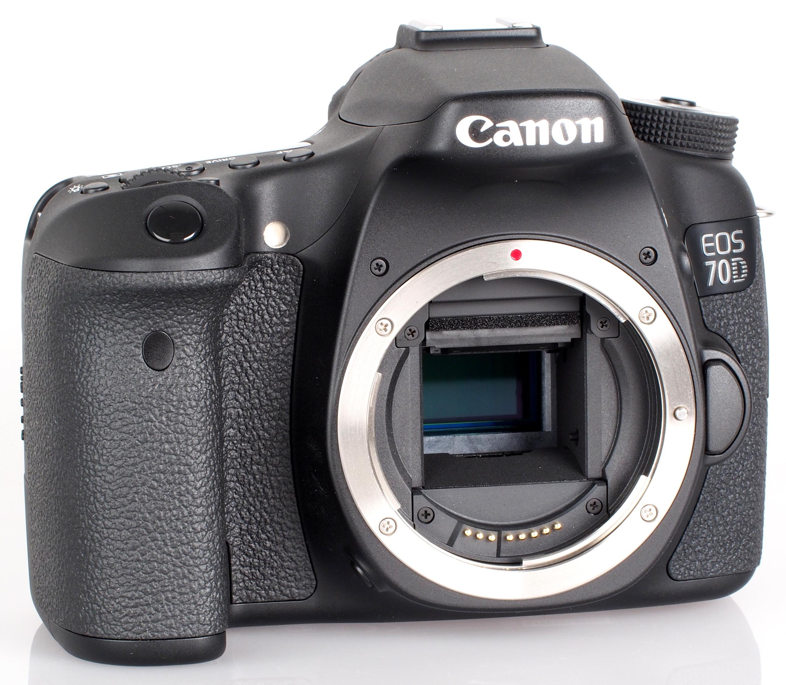 Canon EOS 70D DSLR Review | ePHOTOzine