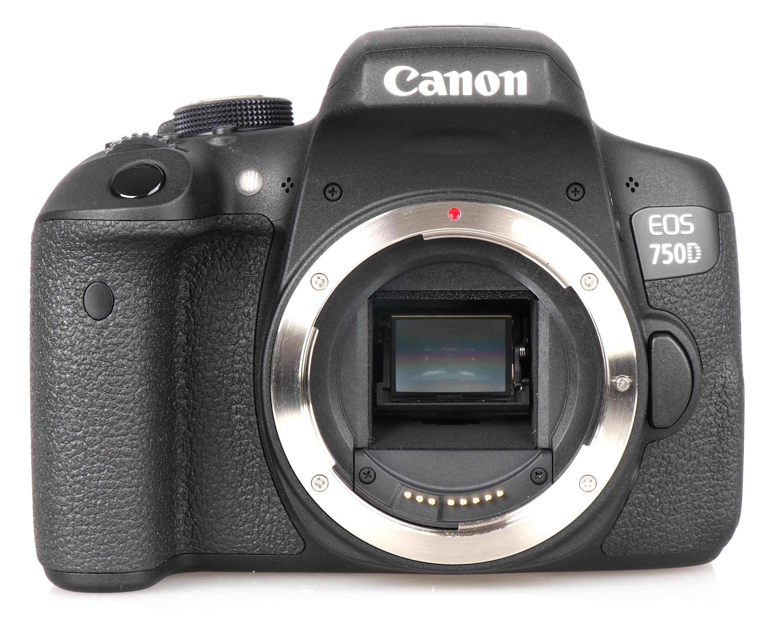 Canon Eos 750d Review