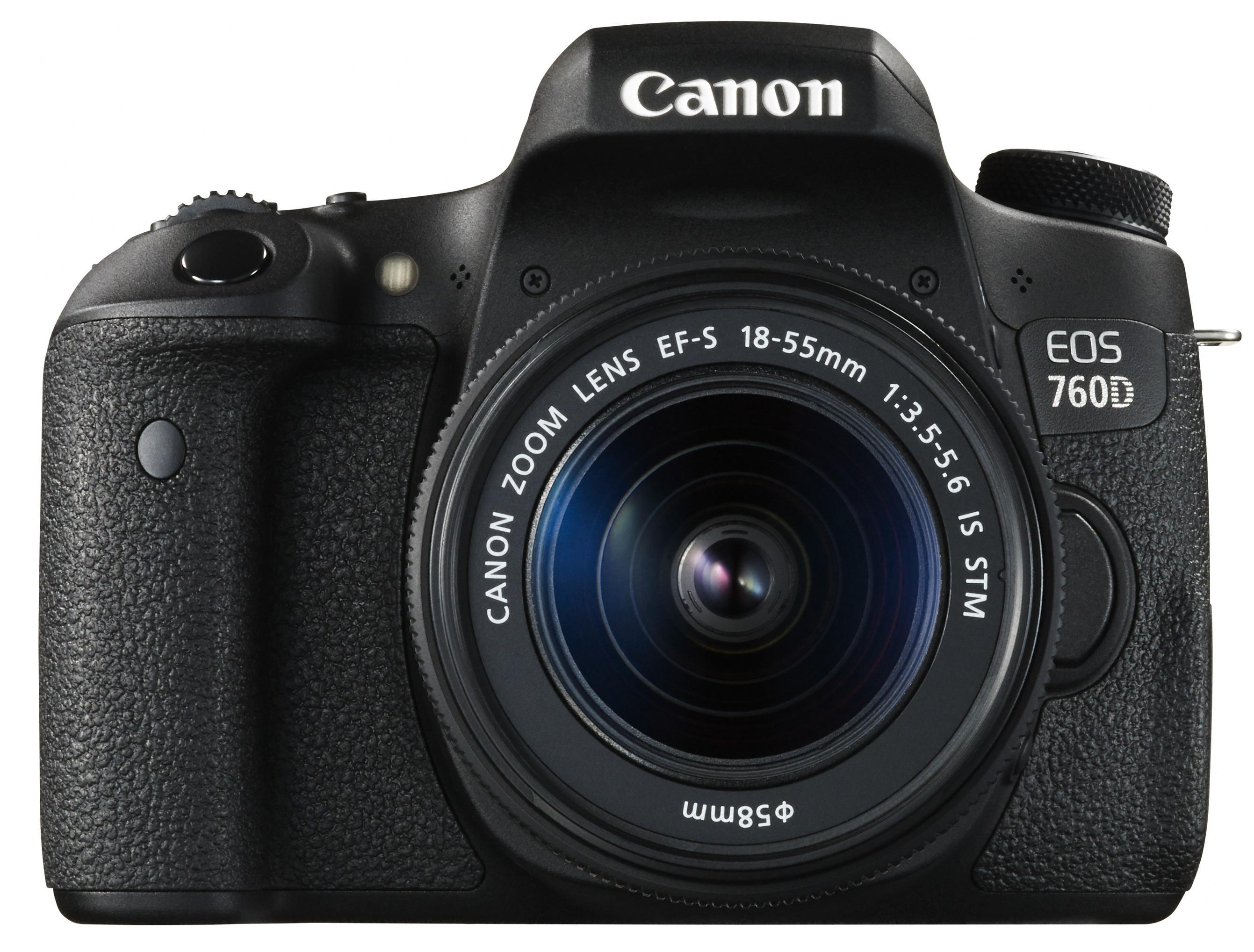 7503e9794e063e Canon EOS 760D   EOS 750D Entry-Level DSLRs