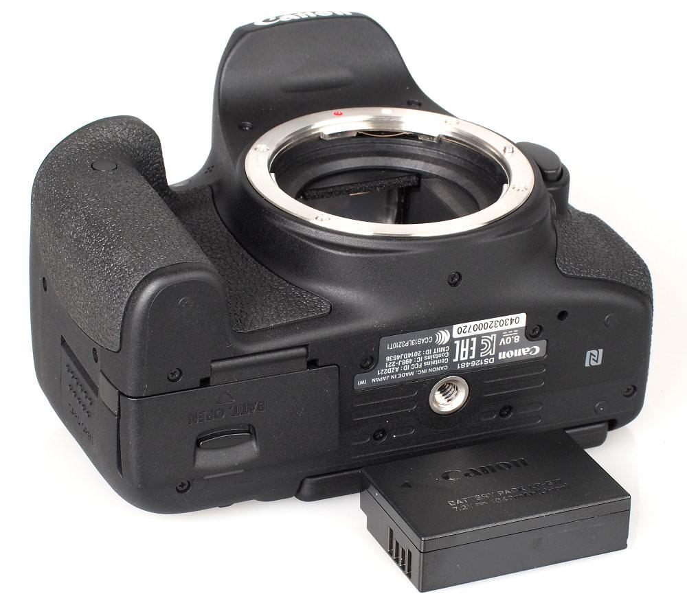 Canon EOS 760D DSLR 1 1442840399