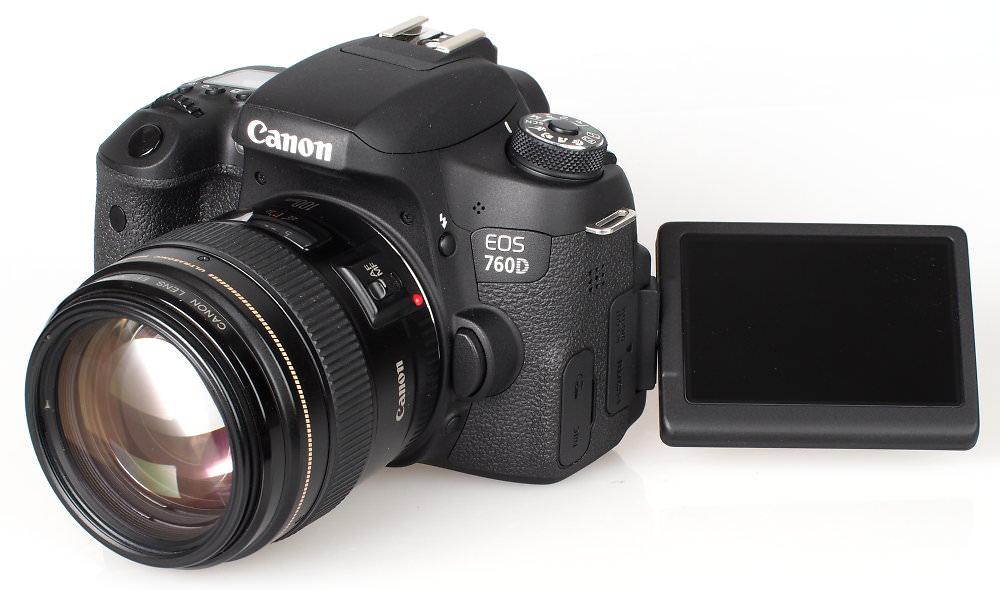 Canon EOS 760D DSLR (5)
