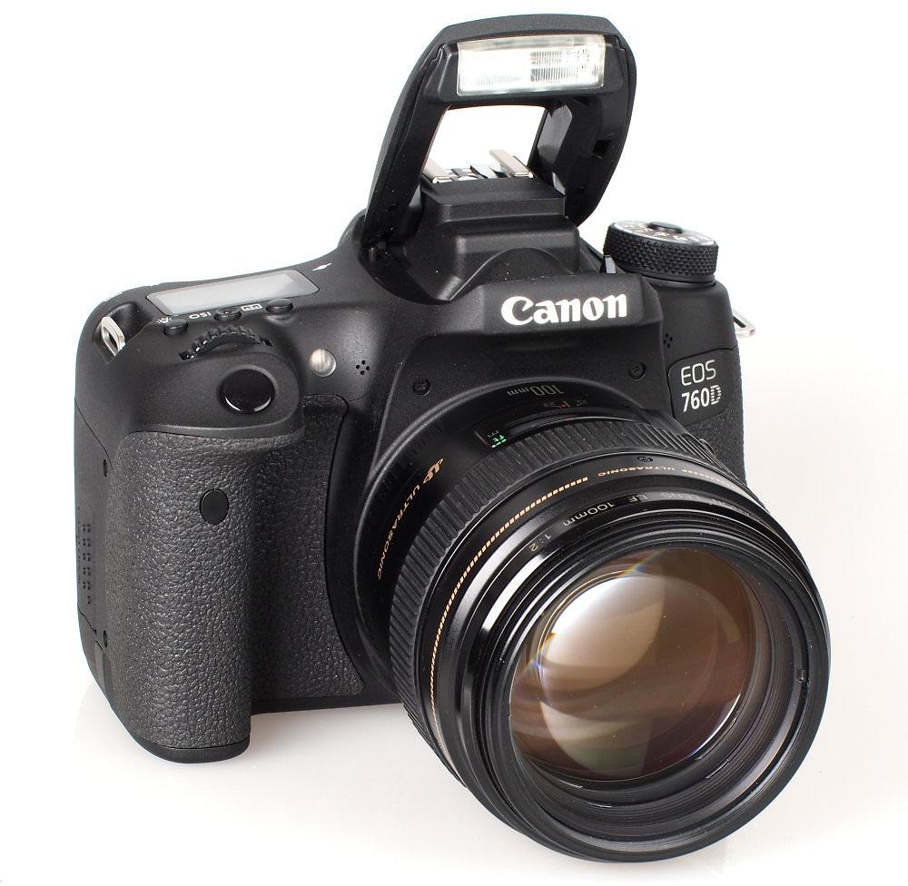 Canon EOS 760D DSLR (6)